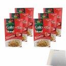 Gallo Riso Blond Reis 6er Pack (6x1kg Packung) + usy Block