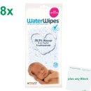 WaterWipes Babyfeuchttücher 8er Pack (8x28St.) + usy...