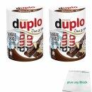 Ferrero duplo Dark & Vanilla Sundae Choco Style 2er...
