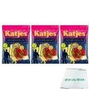 Katjes Der Bachelor (3x175g Beutel + usy Block)