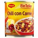 Maggi Chili con Carne ein Teller (325g Dose)