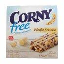 Corny Free weisse Schoko (6x20g Riegel)