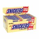 Snickers White Riegel Limited Edition (32x49g Karton)
