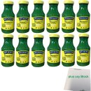 Hitchcock Zitrone Pur 12er Pack (12x200ml Flasche) + usy...