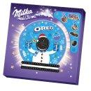 Milka Adventskalender Oreo 2020 (286g Packung)