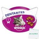Whiskas Katzensnacks Katzenleckerli Dentabites Zahnpflege...
