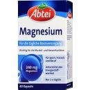 Abtei Magnesium 240mg (40 Kapseln)