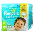 Pampers Baby Dry Windeln Größe 6, 13-18kg (27 St)