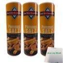 Bad Reichenhaller Pommes Salz Gastro Streuer 3er Pack...