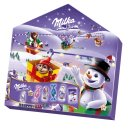 Milka Adventskalender Magic Mix Motiv: Schneemann (204g...