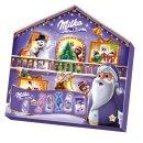 Milka Adventskalender Magic Mix Motiv: Weihnachtsmann...