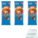 m&ms Crispy Tafel, 150g 3er Pack (3x Milchschokolade...