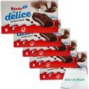Ferrero Kinder Delice Kuchen-Snack 5er Pack (20x39g...