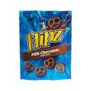 Flipz Milk Chocolate coated Pretzels 6er Pack (6x...