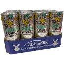 Globemilk Choco Lovely Chocolatemilk White 12 x 0,25l Dose