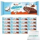 Ferrero Kinder Delice Coconut Kuchen-Snack 20er Pack...