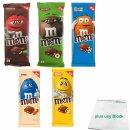 m&ms Schokoladentafel Testpaket mit 1x Chocolate, 1x...
