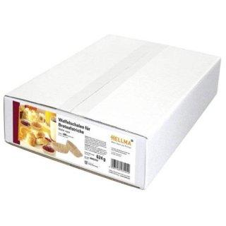 Hellma Waffelschalen für Brotaufstriche und Dips (480 Stück)