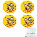 m&ms & Friends 4er Pack (4x179g Packung) + usy Block