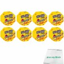 m&ms & Friends 8er Pack (8x179g Packung) + usy Block