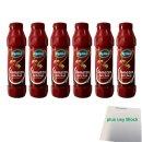 Remia Gewürz-Sauce Tomaten Ketchup 6er Pack (6x...