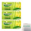Pickwick Green Tea Lemon 3er Pack (Grüner Tee mit...