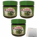 Milerb Salat Mix Kräuterzubereitung 3er Pack (3x350g...