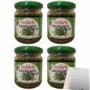 Milerb Salat Mix Kräuterzubereitung 4er Pack (4x200g...