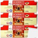 Styx Sicherheits-Brennpaste 3er Pack (3x240g Packung) +...
