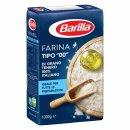 Barilla Farina Tipo 00 Di Grano Tenero 100% Italiano 6er...