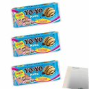 Motta Yo-Yo Kekse 3er Pack (3x210g Packung) + usy Block