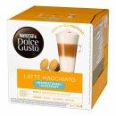 Nescafe Dolce Gusto Latte Macchiato, ungesüsst (2x8...