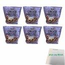 Jumbo Choco Pretzels 6er Pack (Schokoladen-Bretzel, 6x...