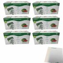 Jelly Belly Sparkling Water Watermelon USA 6er Pack...