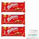 Maltesers Biscuits 3er Pack (3x 110g Packung) + usy Block