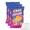 Chio Popcorn Sweet n Salty 3er Pack (3x120g Beutel) + usy...