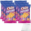 Chio Popcorn Sweet n Salty 6er Pack (6x120g Beutel) + usy...