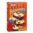 Dr. Oetker Cheesecake Brownies (440g Packung)