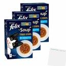 Felix Soup Tender Strips mit Fisch 3er Pack (3x288g...