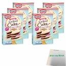 Dr. Oetker Naked Cake Schoko & Vanille 6er Pack...