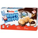 Ferrero kinder Happy Hippo Cacao (5 Riegel á 20,7g...