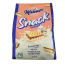 Manner Snack Minis Milch Haselnuss Schnitten 6er Pack...