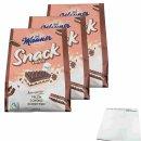 Manner Snack Minis Milch Schoko Schnitten 3er Pack...