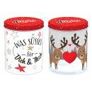 Ferrero duplo Weihnachtsdose mit 24 Riegeln KEINE...