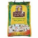 INDIA GATE Sella Basmati Reis 3er Pack (3x5kg Tüte)...