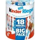 Ferrero Kinder Schoko-Riegel Big Pack (18 Stück)