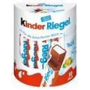 Ferrero Kinder Riegel 10 Riegel (210g Packung)