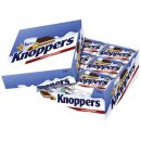 Knoppers Riegel Kioskbox (24x25g Packung)