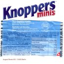 Knoppers Minis Snacks (200g Beutel)