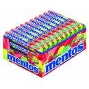 Mentos Erdbeer-Limette Duo Drops (40x 37,5g Rollen)